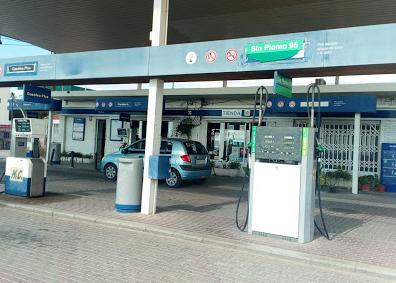 Gasolinera Hurtado Seva S.L.