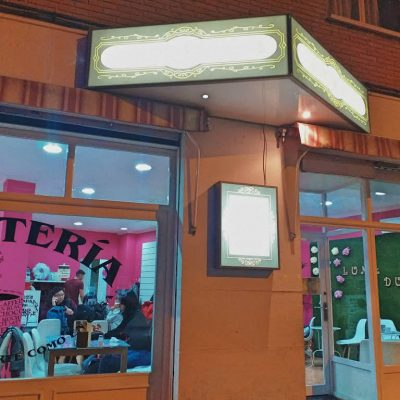 Cafetería Luna Dulce