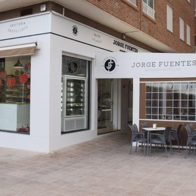 Pasteleria Jorge Fuentes