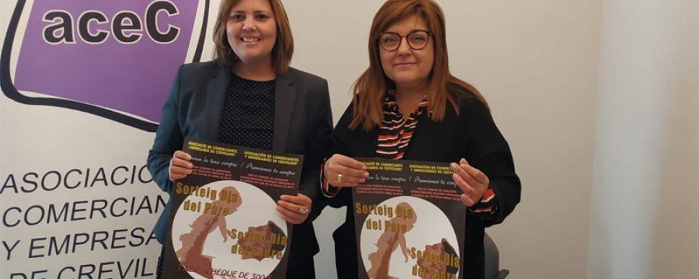 La Concejalía de Comercio y la ACEC presentan la campaña del Día del Padre