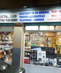 E.A. Electricidad Antonio Navarro