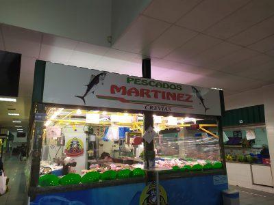 Pescadería Martínez