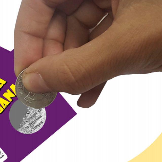 La ACEC presenta su nueva campaña «Rasca y Gana»