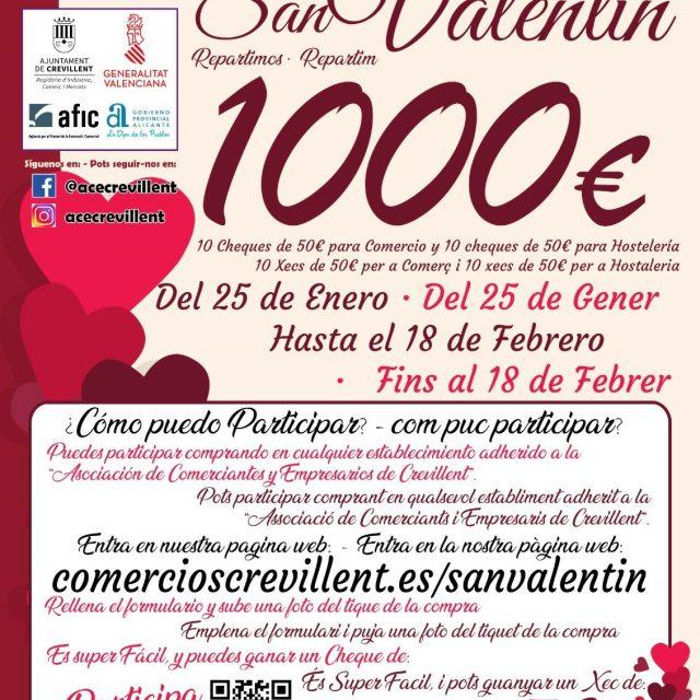 Campaña San Valentín 2021