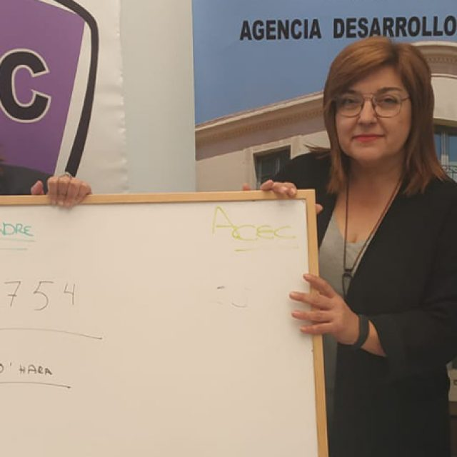 La ACEC da a conocer el número ganador del sorteo del Día de la Madre