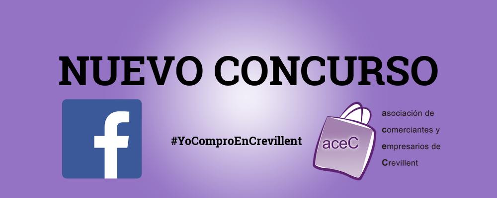 Nuevo concurso en Facebook: la pulsera #YoComproEnCrevillent