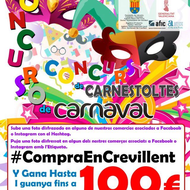 Concurso de carnaval 2020