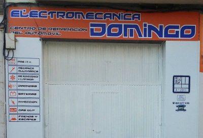 Electromecánica Domingo