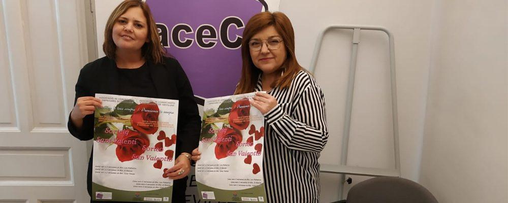 La ACEC presenta el sorteo de San Valentín 2019