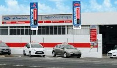 Automoviles Diego-Ford