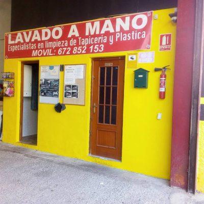 Lavadero de coches Plaza De España