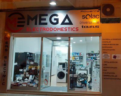 Mega Electrodomestics S.L.